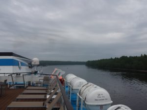 River Cruise - Due Diligence HSE Audit (Russia)