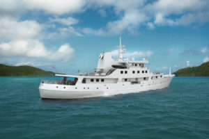 Expedition Cruise Ship - Registry & Regulatory Advice (SE Asia)