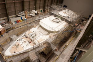 Mega Yacht 65 meter - New Build Project Management