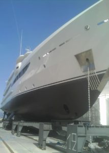 Mega Yacht - Annual Class Surveys (France)