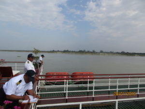 River Cruise - HSEP Audit & Trainings (Vietnam)