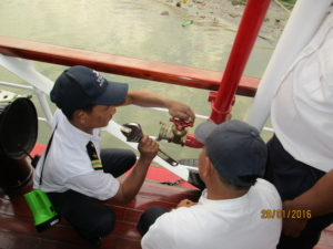River Cruise - HSEP Audit & Trainings (Cambodia)